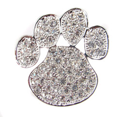 Dog Paw Pin